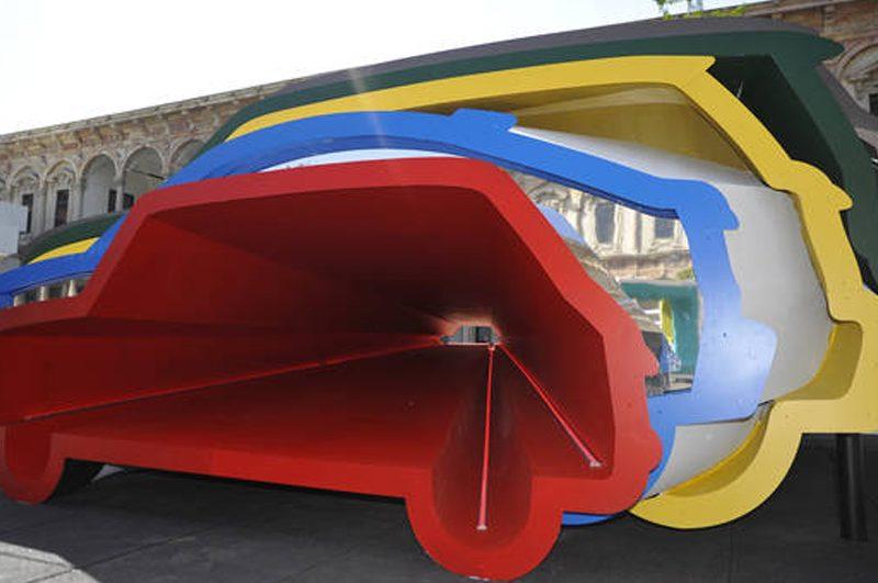 Azure in Milan Mutant Architecture & Design