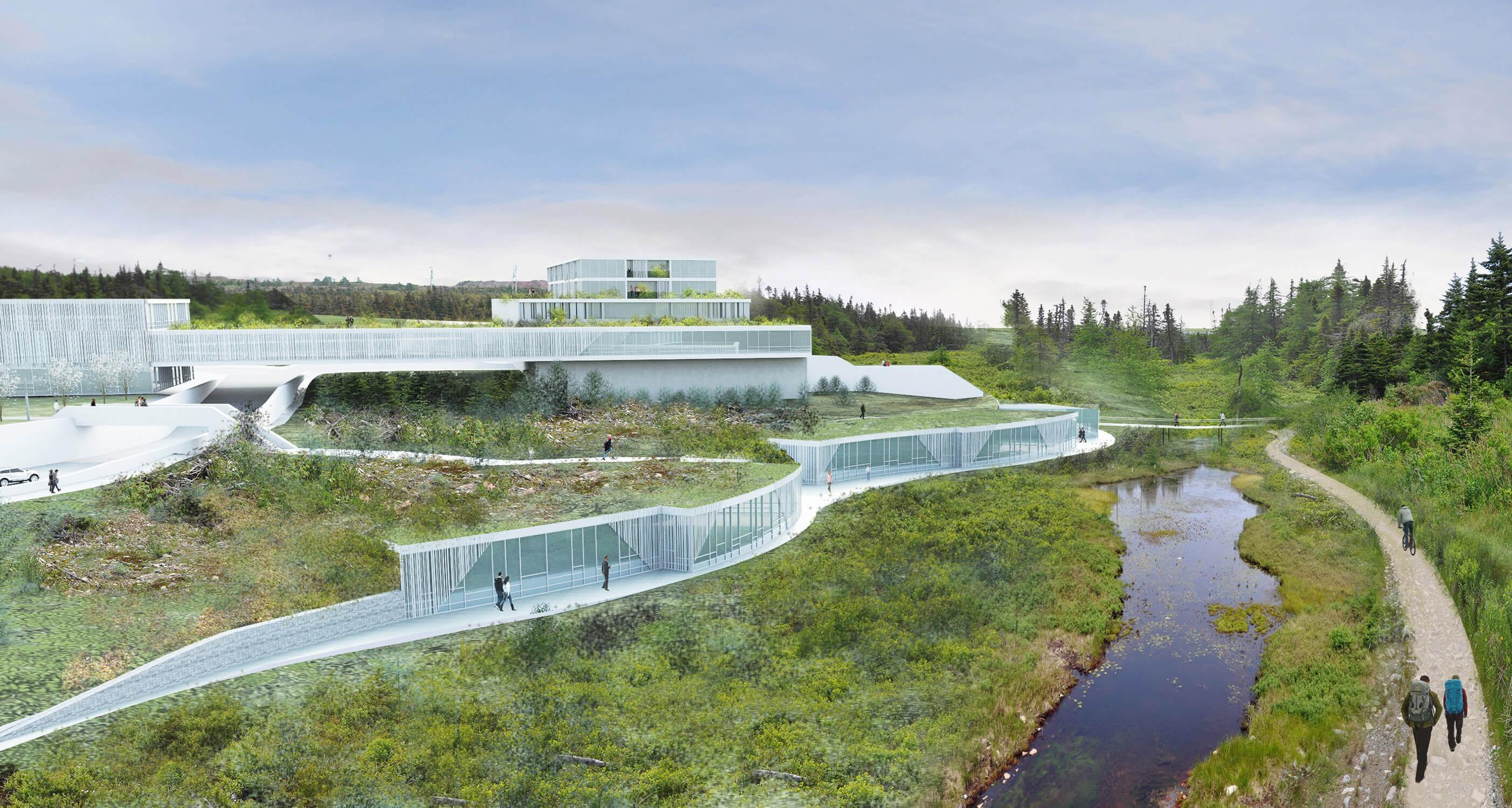 Woodford Sheppard Architecture, St. John's, Newfoundland