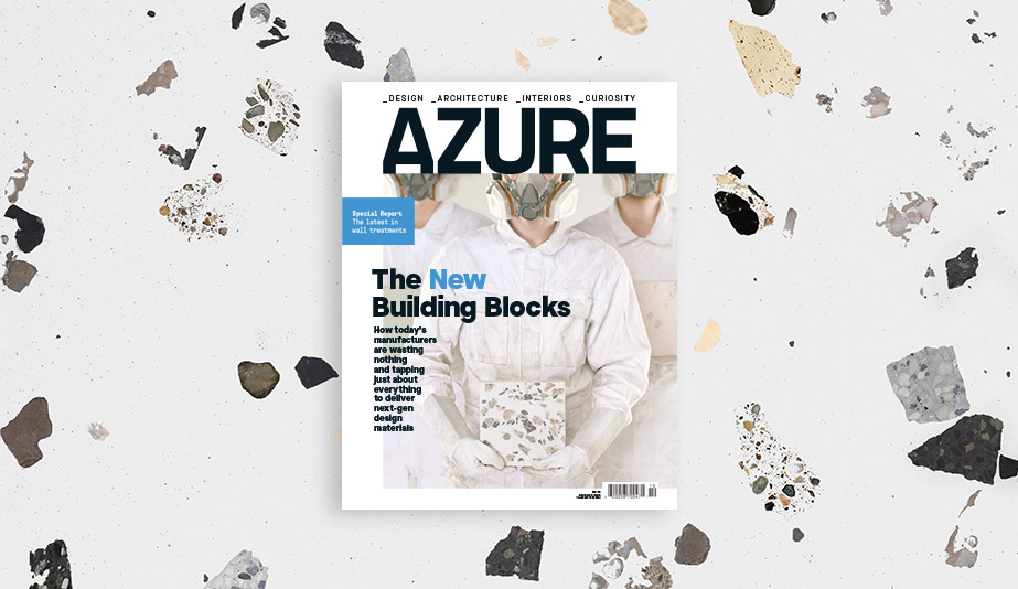 Out Now: The Products and Materials Issue