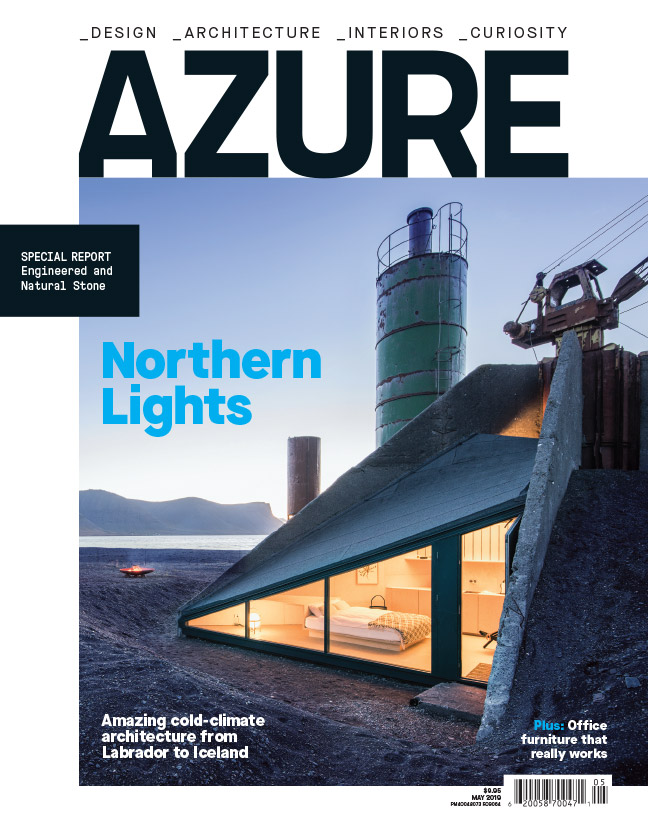 Azure May 2019 - The Northern Issue - Cover