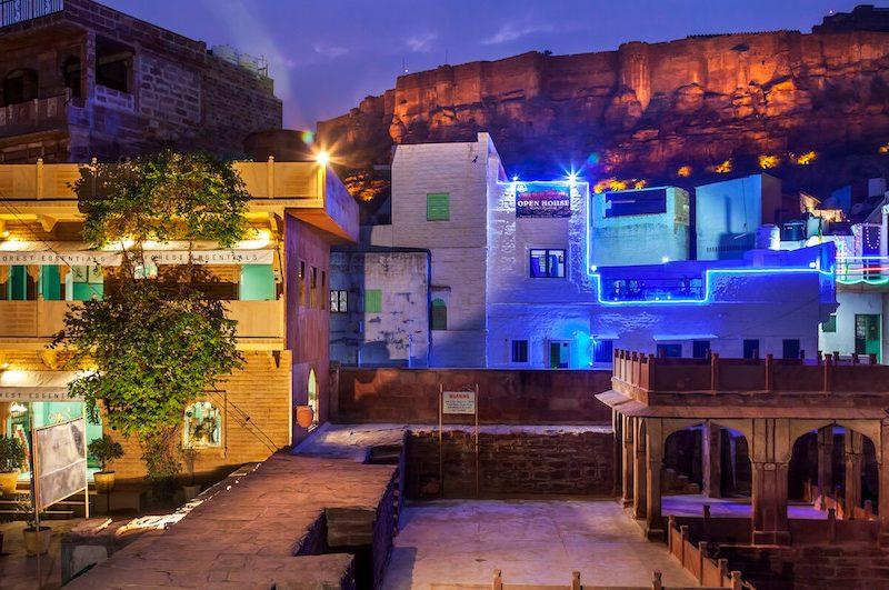 Forest Essentials, Jodhpur, Architecture Discipline