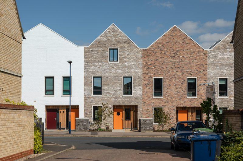 Marmalade Lane, Cambridge, Mole Architects, Cohousing